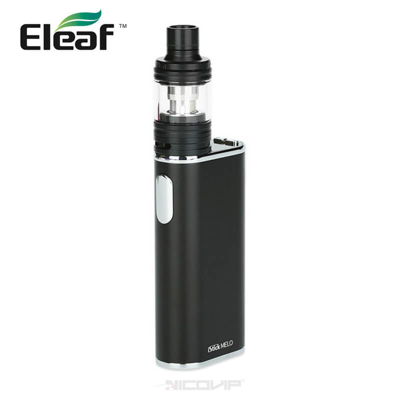 Kit iStick Melo 4 Eleaf Noir