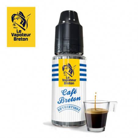 Café Breton Le Vapoteur Breton