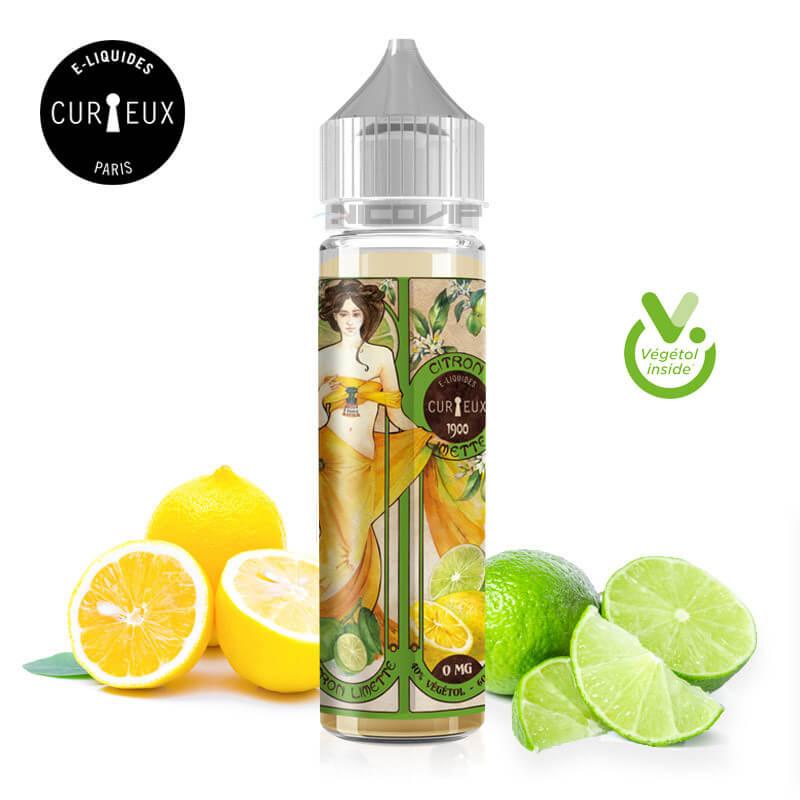 Citron Limette Curieux 50 ml