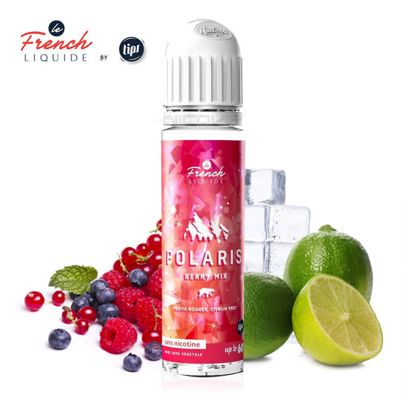 Polaris Berry Le French Liquide 50 ml