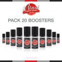 Pack 20 boosters de nicotine Aimé 50/50