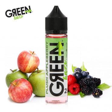 Plush Appleberry CBD Green Haze 60 ml