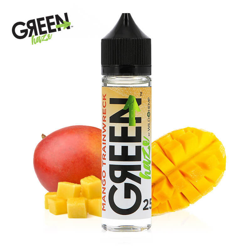Mango Trainwreck Green Haze 60 ml