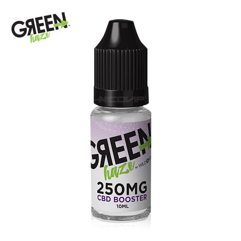 Booster CBD Green Haze 250 mg