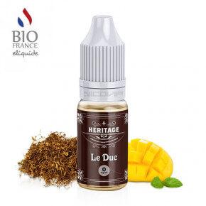 Le Duc Héritage Bio France E-liquide