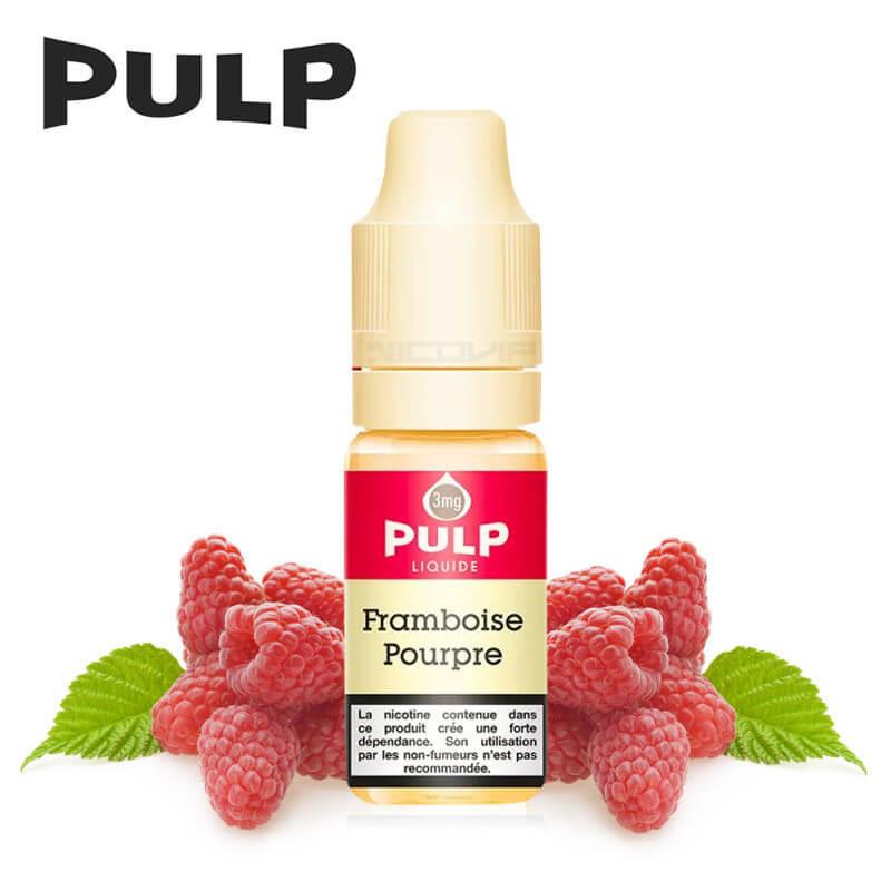 Framboise Pourpre Pulp
