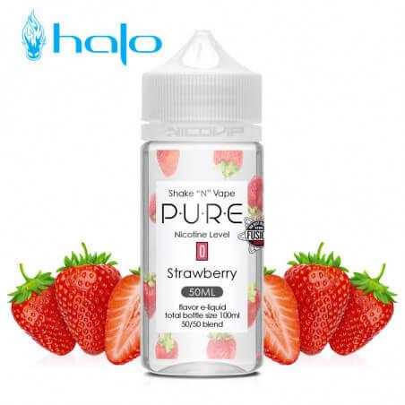 PURE Strawberry Halo 50 ml