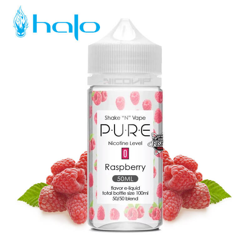 PURE Raspberry Halo 50 ml