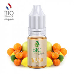 Arôme Agrumes Givrés Bio France E-liquide