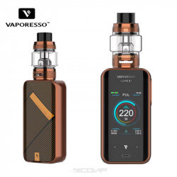 Kit Luxe II Vaporesso Bronze Stripes