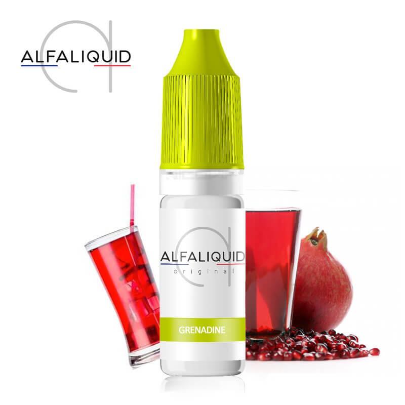 E-liquide Grenadine Alfaliquid