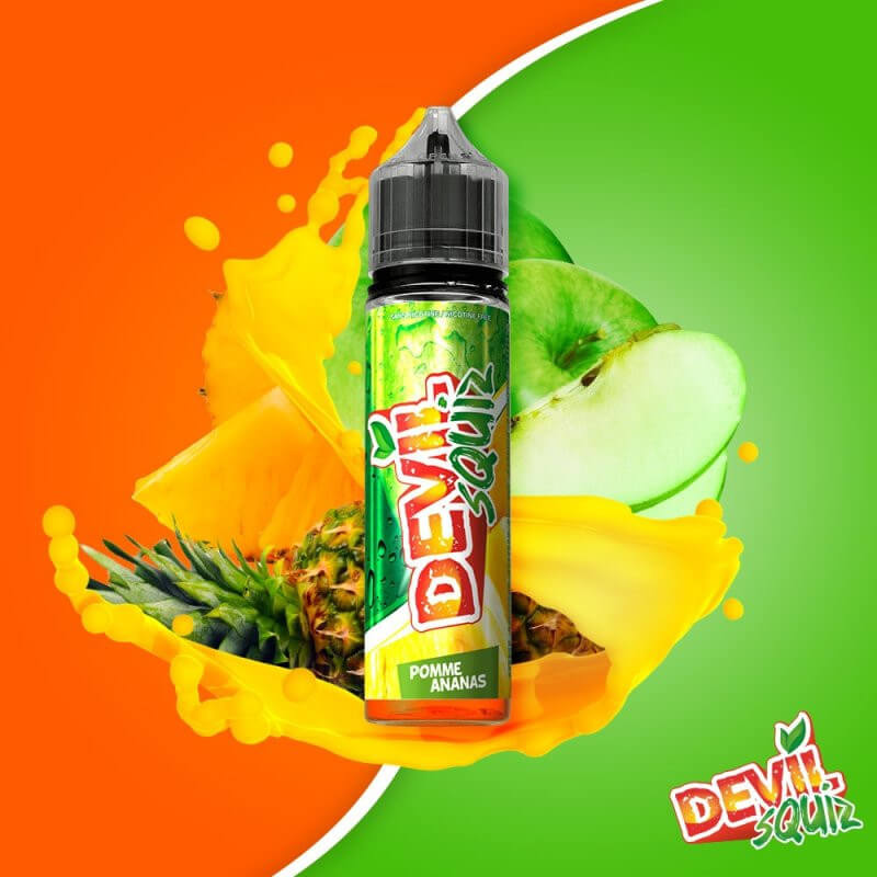 Pomme Ananas Devil Squiz AVAP 50 ml