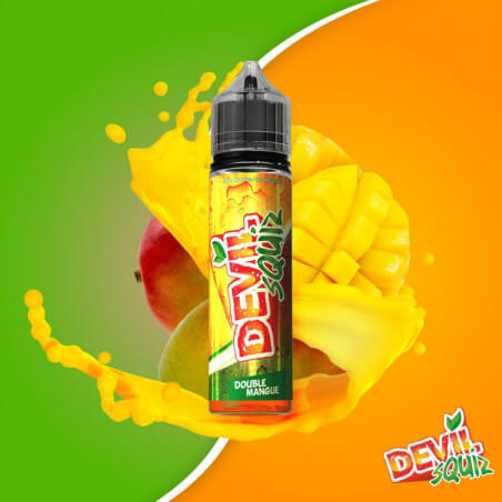 Double Mangue Devil Squiz AVAP 50 ml