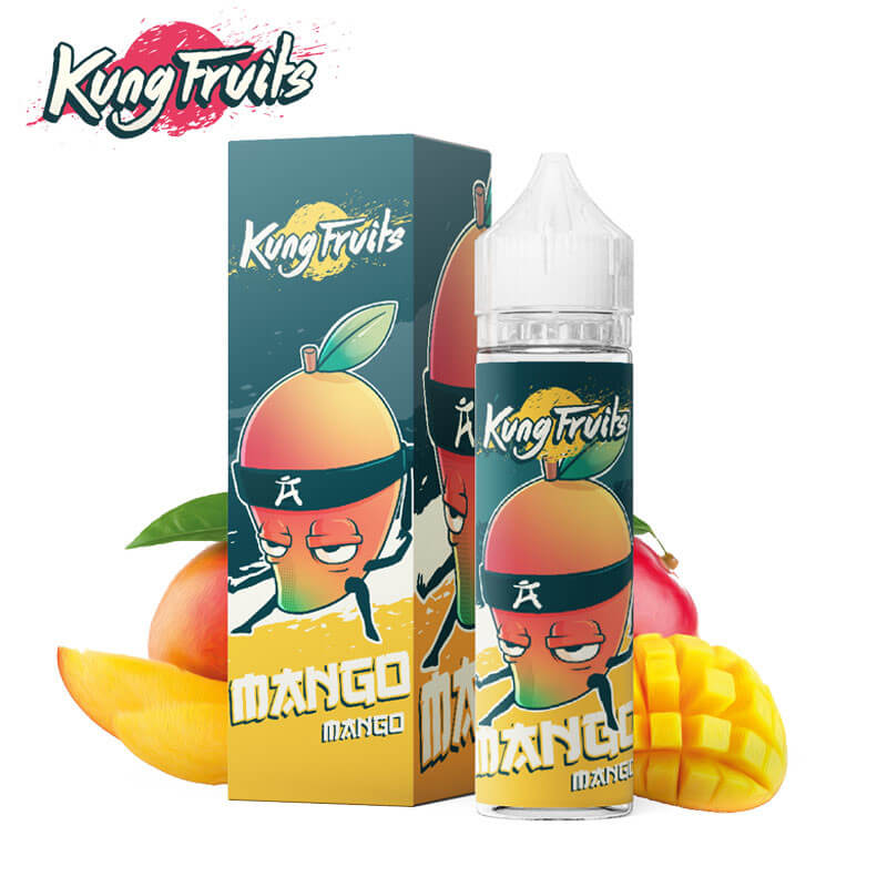 Mango Kung Fruits 50 ml