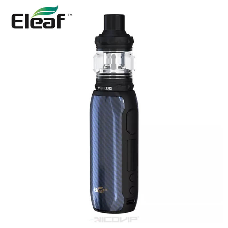 Kit iStick Rim C Melo 5 Eleaf Carbone