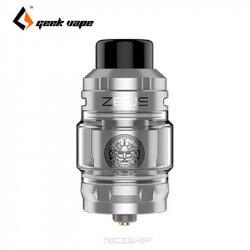Clearomiseur Zeus Sub-Ohm 5 ml Geek Vape Argent
