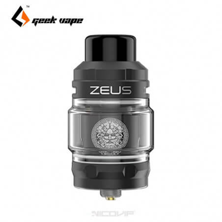 Clearomiseur Zeus Sub-Ohm 5 ml Geek Vape Noir