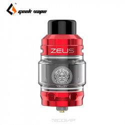 Clearomiseur Zeus Sub-Ohm 5 ml Geek Vape Rouge