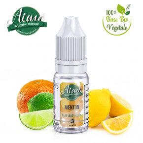 E-liquide Bio Menton Aimé