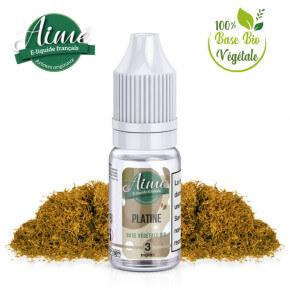 E-liquide Bio Platine Aimé