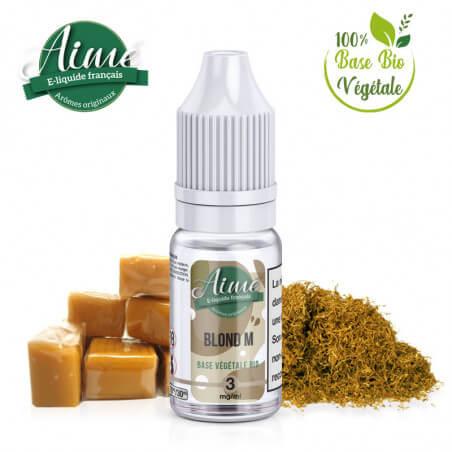 E-liquide Bio Blond M Aimé