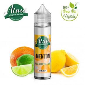 E-liquide Bio Menton Aimé 50 ml