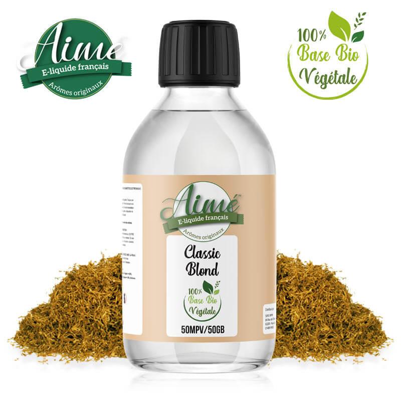 E-liquide Bio Classic Blond Aimé 200 ml