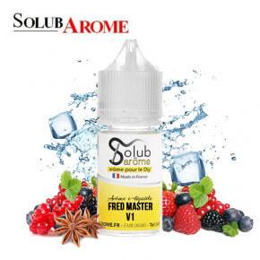 Arôme Fred Master Solubarome 30 ml