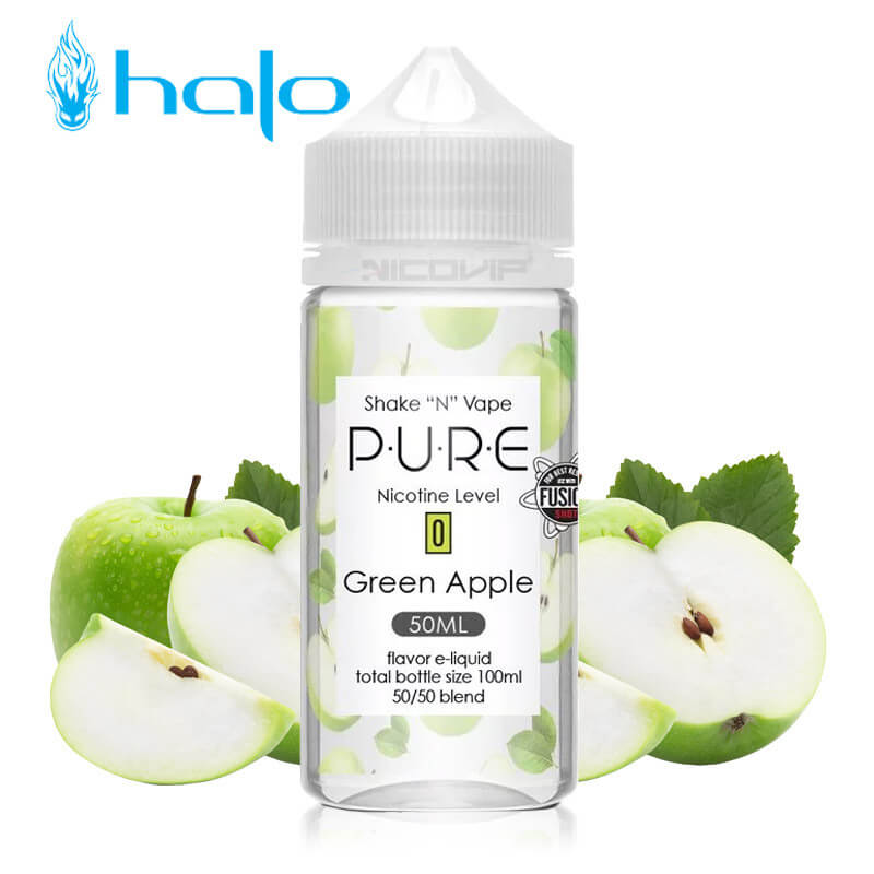 PURE Green Apple Halo 50 ml