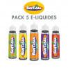 Pack e-liquides Fantasia 50 ml