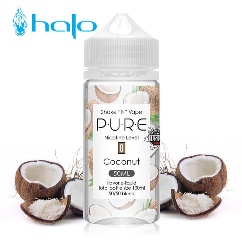 PURE Coconut Halo 50 ml