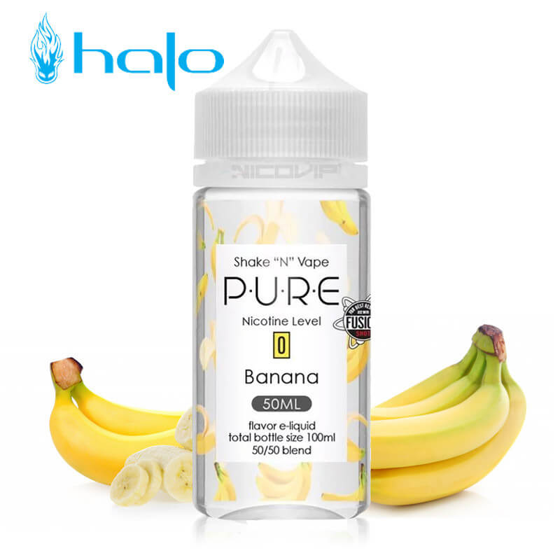 PURE Banana Halo 50 ml