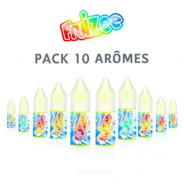 Pack arômes Fruizee 10 ml