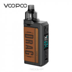 Kit Drag Max Voopoo Retro