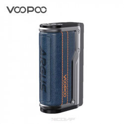 Box Argus GT 160W Voopoo Dark Blue