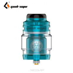 ZEUS X Mesh RTA Geek Vape Turquoise