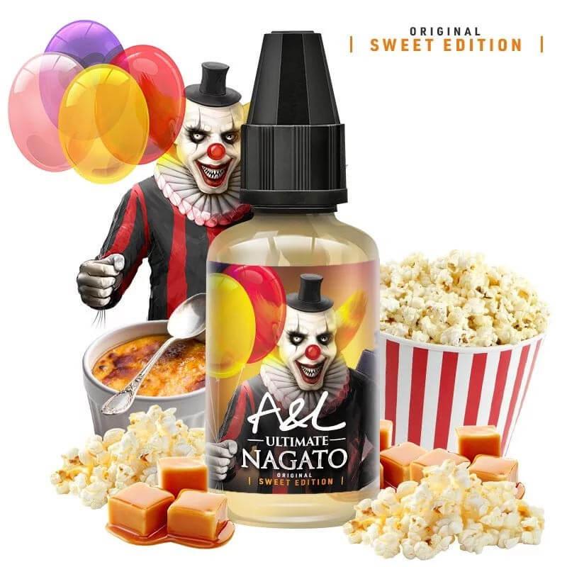 Arôme Concentré Nagato Sweet Edition A&L 30 ml