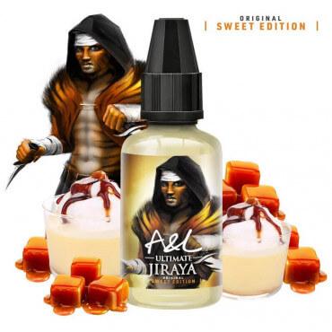 Arôme Concentré Jiraya Sweet Edition A&L 30 ml