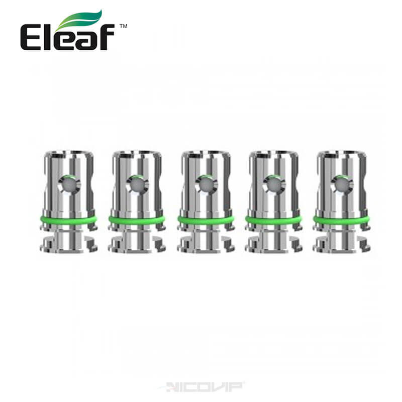 Pack 5 résistances GZ Eleaf