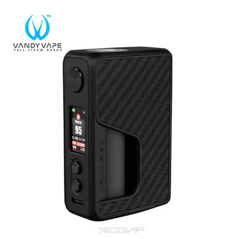 Box Pulse V2 BF 95W Vandy Vape noir