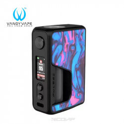 Box Pulse V2 BF 95W Vandy Vape rainbow