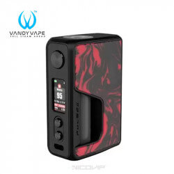 Box Pulse V2 BF 95W Vandy Vape rouge