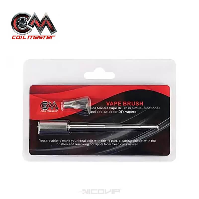 Vape Brush Coil Master