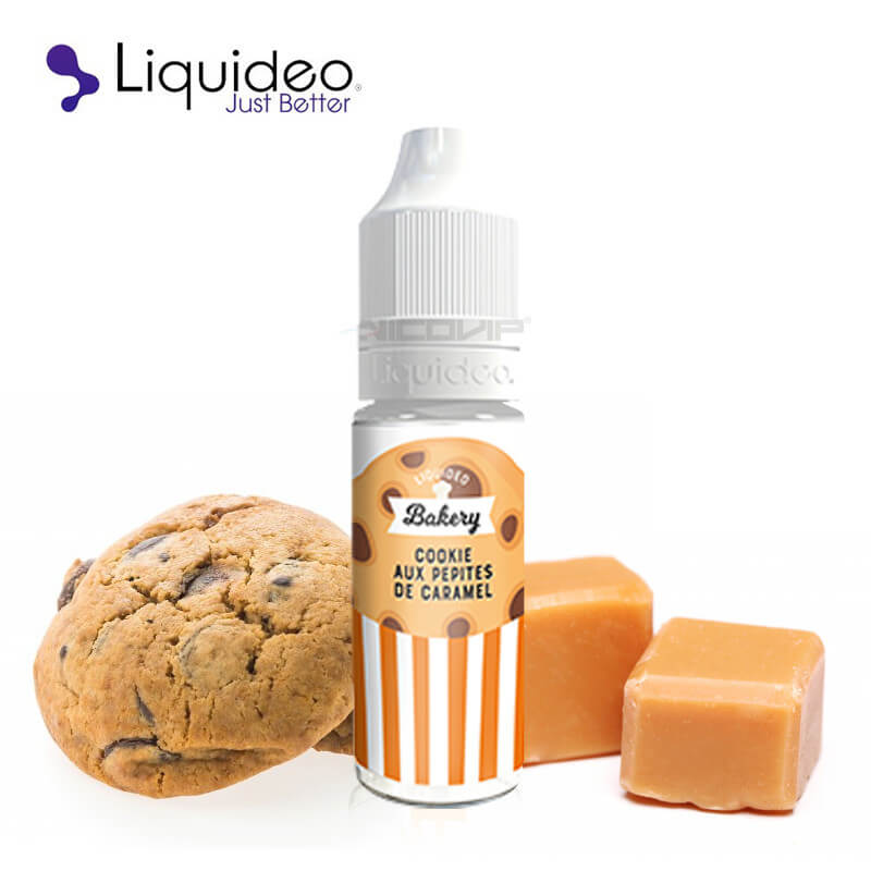 Cookie Caramel Liquideo
