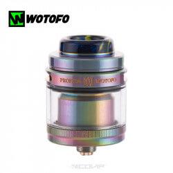 Profile M RTA Wotofo rainbow