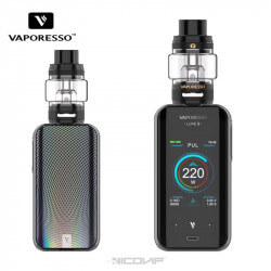 Kit Luxe II Vaporesso Holographic Black