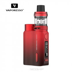 Kit Swag II 80W Vaporesso rouge