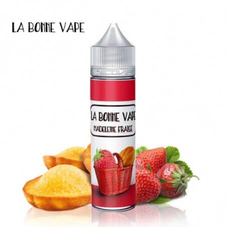 Madeleine Fraise La Bonne Vape 50 ml