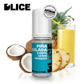 E-liquide D'LICE Pina...