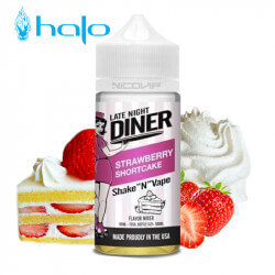Strawberry Shortcake Halo 50 ml
